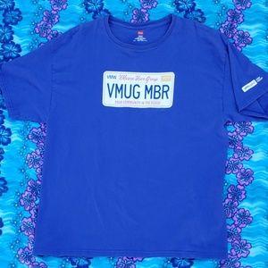 "♡""VMUG MBR"" Tee"